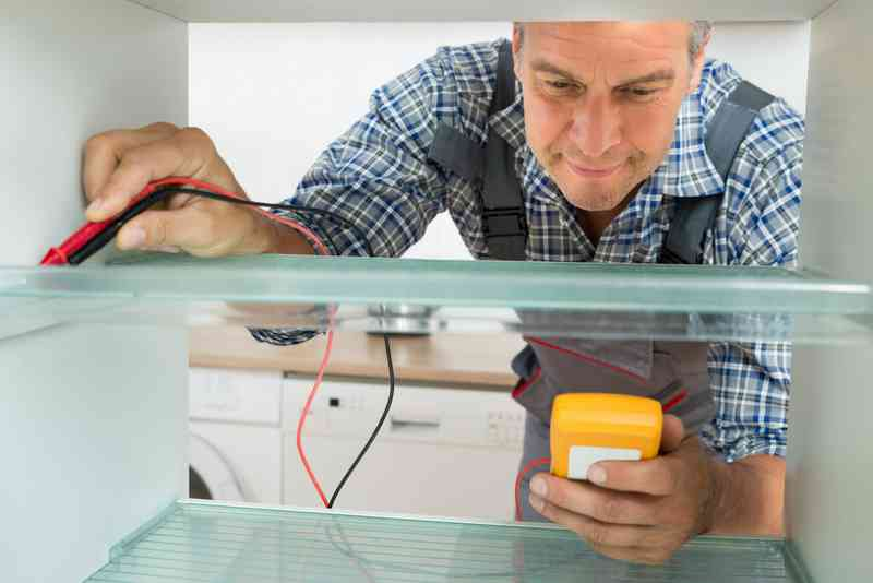 Refrigerator repair Scottsdale